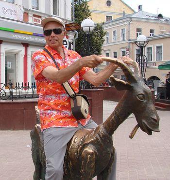 Сергей Кондратьев - выдающийся карикатурист всех времен и народов